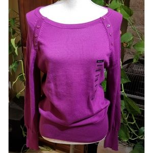 🆕️Kenneth Cole Brand Scoop Neck Sweater
